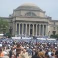 コロンビア大学卒業式 in 2007